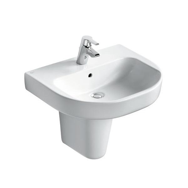 lavabo kheops ideal standard lavabos lavabos et vasques sanitaire distriartisan. Black Bedroom Furniture Sets. Home Design Ideas