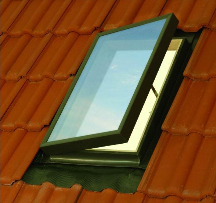 Ch ssis de toit onduline fen tres de toit accessoire for Fenetre de toit chassis fixe