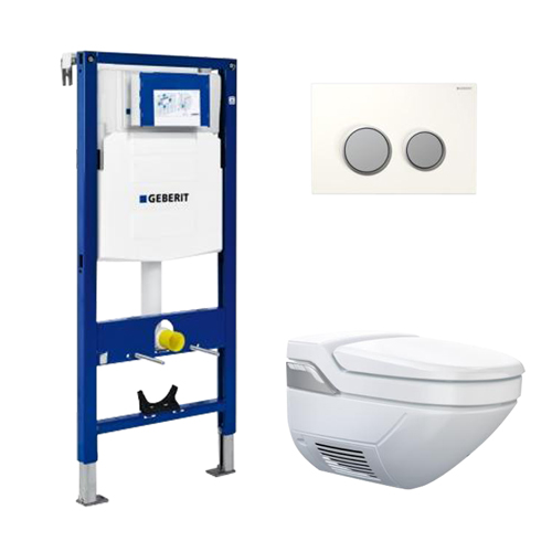pack wc lavant geberit aquaclean 8000 complet 3 en 1 en applique wc lavant geberit aquaclean. Black Bedroom Furniture Sets. Home Design Ideas