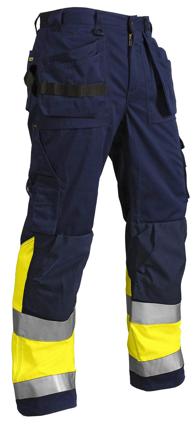 pantalon artisan hiver classe 1 pantalon de travail v tements de travail haute visibilit. Black Bedroom Furniture Sets. Home Design Ideas