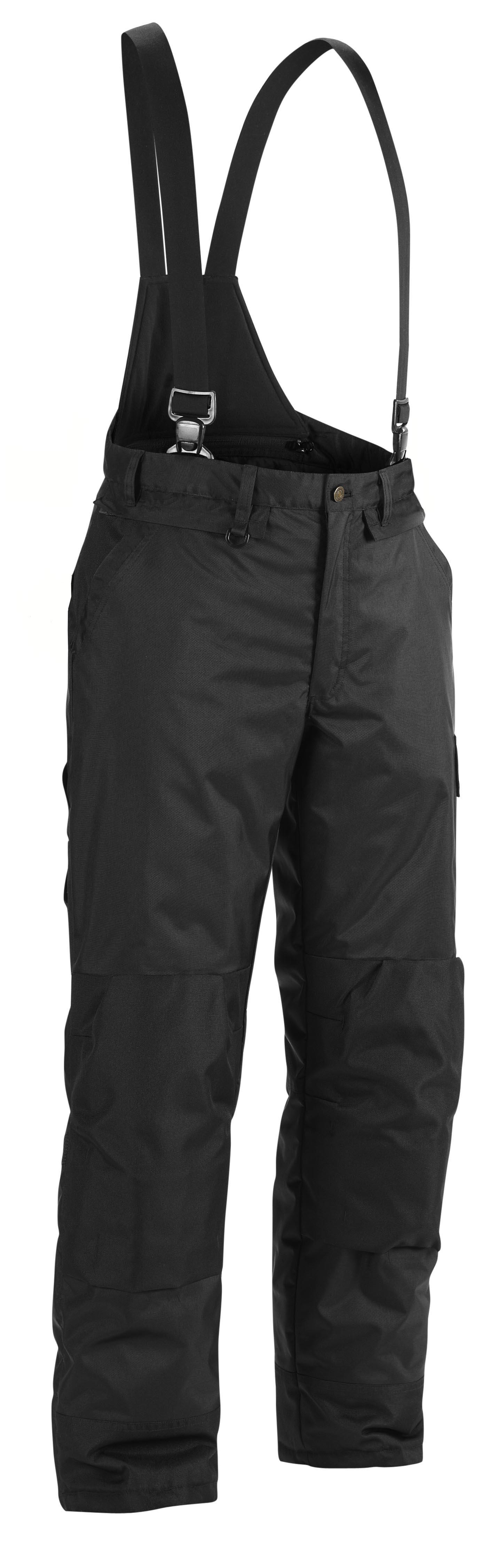 pantalon hiver noir pantalons de travail v tements de travail hiver v tements de travail. Black Bedroom Furniture Sets. Home Design Ideas