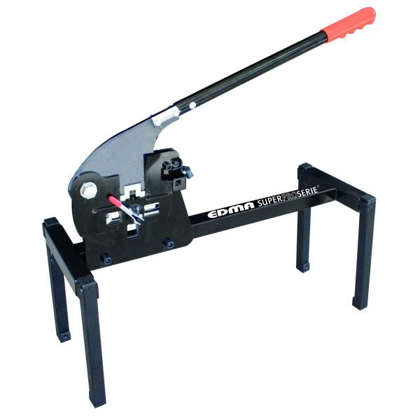guillotine profilcut pour profil s m talliques avec rehausseur edma outils de coupe plaquiste. Black Bedroom Furniture Sets. Home Design Ideas