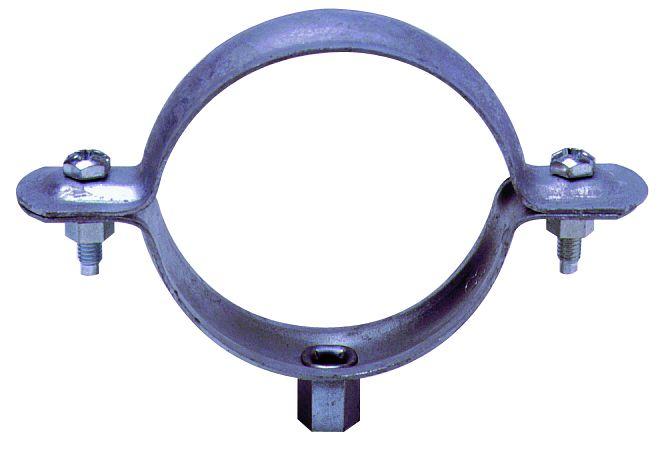 Collier descente goutti re acier pr galva embase 7 150 for Prix des gouttieres en zinc
