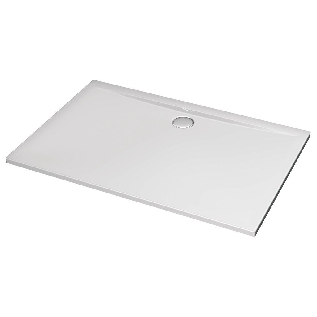 Receveur ultra flat modulable ideal standard receveurs de douche douche - Bac a douche 140 x 80 ...