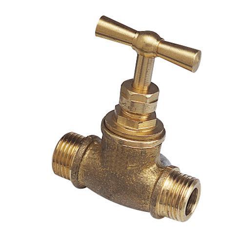 robinet d 39 arr t laiton visser m le m le diam tre au choix robinets d 39 arr t robinets d. Black Bedroom Furniture Sets. Home Design Ideas