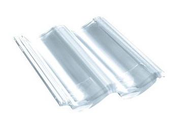 tuile en plexiglas tradipanne monier carton 6 tuile en verre transparente clairement pour. Black Bedroom Furniture Sets. Home Design Ideas