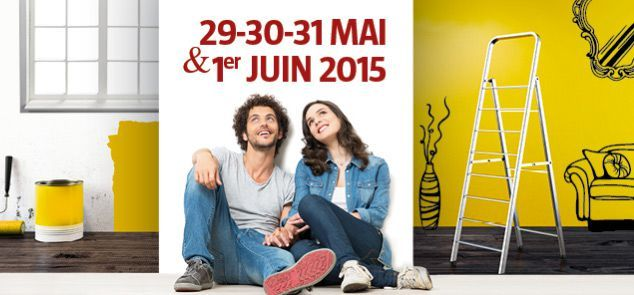 salon maison travaux du 29 mai au 1er juin 2015 distriartisan. Black Bedroom Furniture Sets. Home Design Ideas