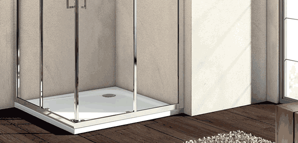 Comment installer une cabine de douche distriartisan - Comment installer une porte de douche ...