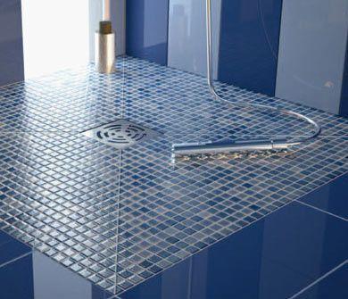Comment carreler un douche distriartisan - Preparation mur douche avant carrelage ...