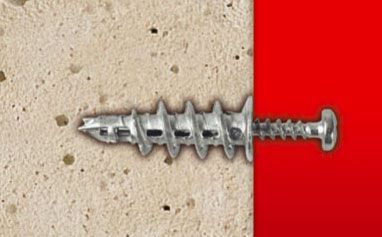 Chevilles sting molly l39 mm avec vis trc 4 5x30 mm - Cheville carreau de platre ...