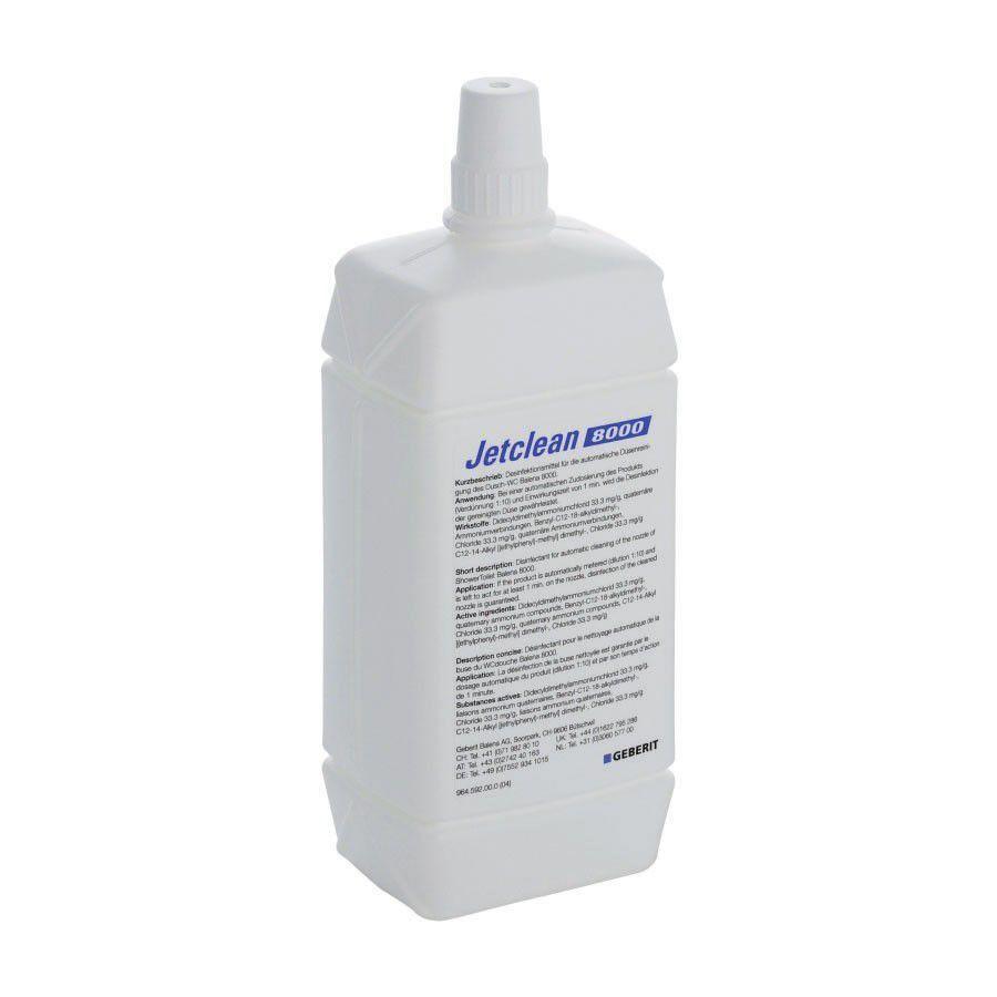 Liquide de nettoyage de la buse des WC lavants AquaClean 8000plus