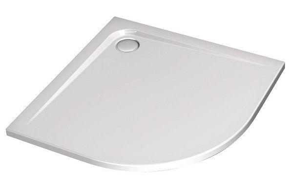 Receveur d'angle Ultra Flat asymétrique Connect