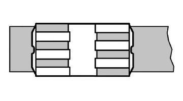 Insert Virax profil RF-P
