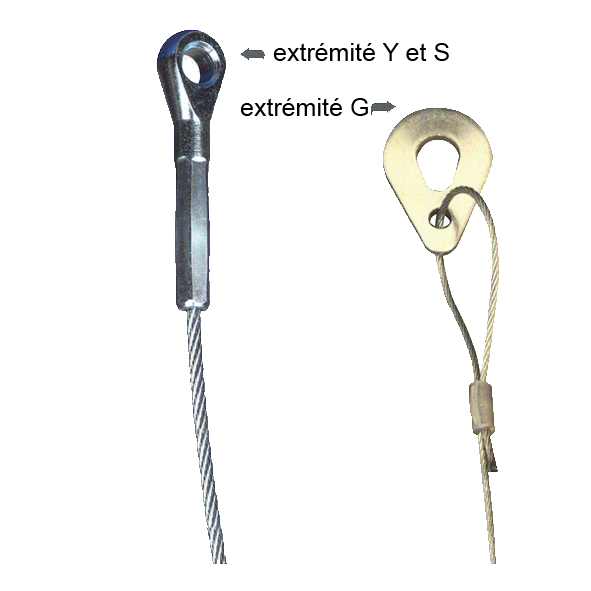cable zip lock