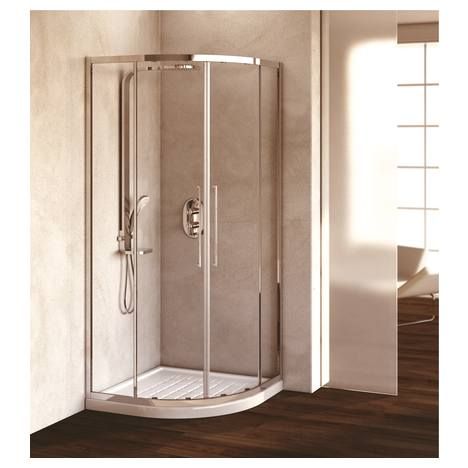 ideal standard cabine de douche kubo acc s angle pour receveur quart de rond distriartisan. Black Bedroom Furniture Sets. Home Design Ideas