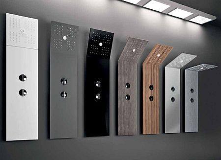choisir une colonne de douche thermostatique distriartisan. Black Bedroom Furniture Sets. Home Design Ideas